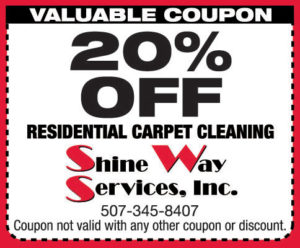 Shine Way Services Inc Home Of Business Carpet And